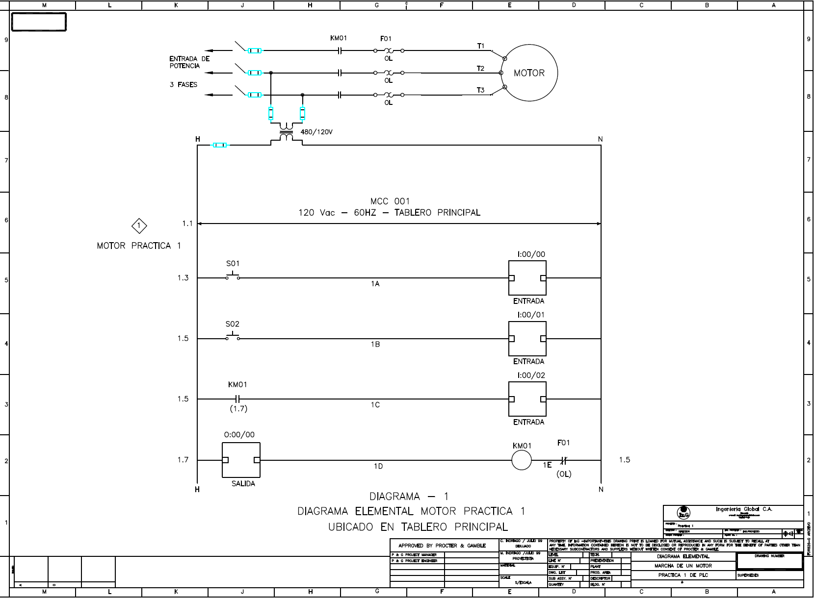 Electrical Drawings Control Real English Din Wiring Diagram Symbols American Standard Ansi