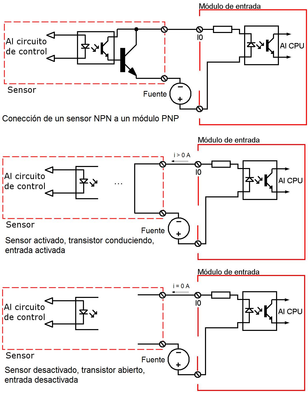 Se puede conectar un sensor npn a una entrada npn - Como conectar un sensor de movimiento de tres cables ...