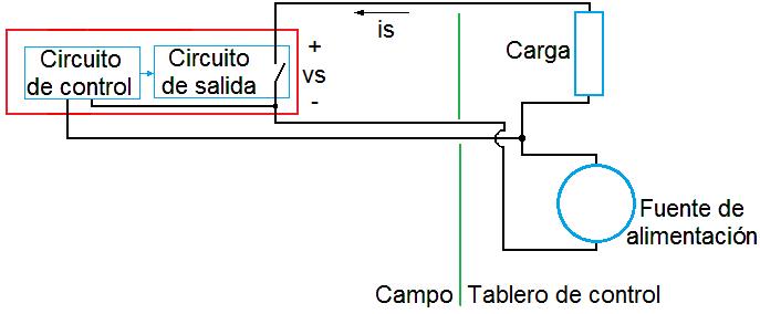 Conexión a tres hilos